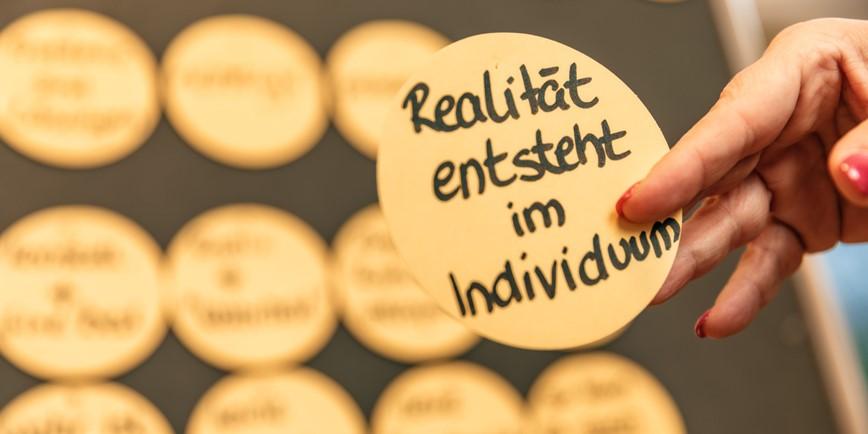 Realität entsteht im Individuum - Astrocoaching