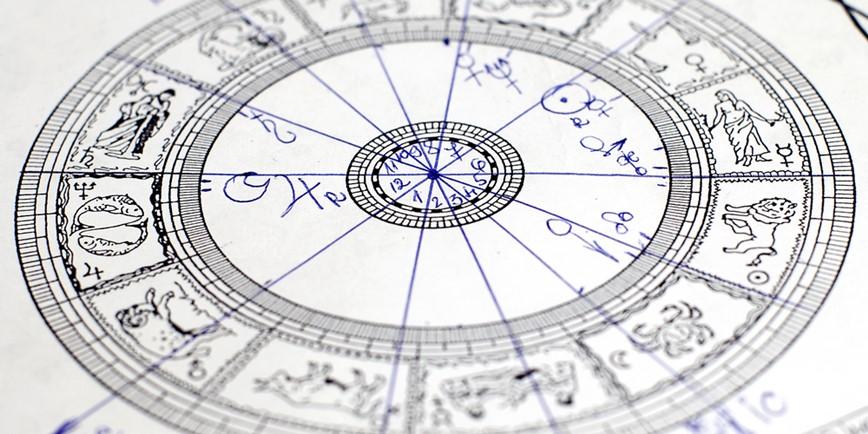 Horoskopzeichnung